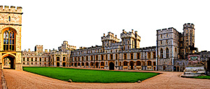 Best-Castles-in-Europe-Windsor-Castle-Upper-Ward-Quadrangle