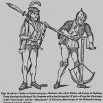 Medieval Crossbow and Footsoldier