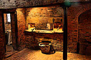 Medieval Bread Oven