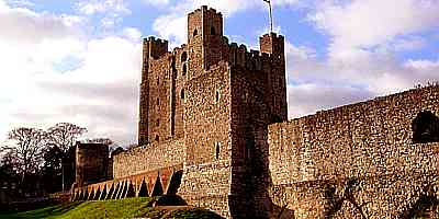 Medieval Castle Keep Rochester Castle Castle Keep