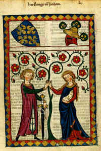 Courtly Love and Romance
