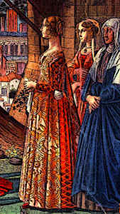 Medieval Womens Clothing