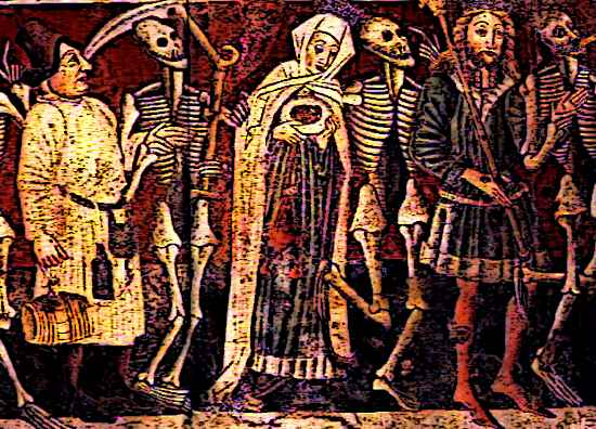 Medieval Dance of Death