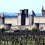 Medieval Castles French Castle Carcassonne