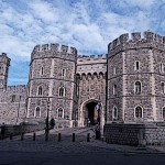 Medieval Castle Medieval Windsor Castle
