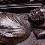 Medieval King Henry III Effigy in cast iron