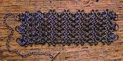 How to Make Chainmail