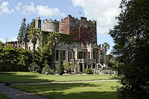 Huntington Castle is located in County Carlow Ireland
