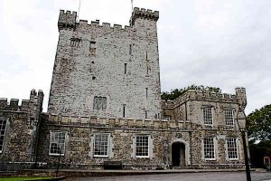 Knappogue castle in Ireland